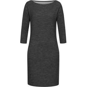 super.natural Cozy Dress Women, gris